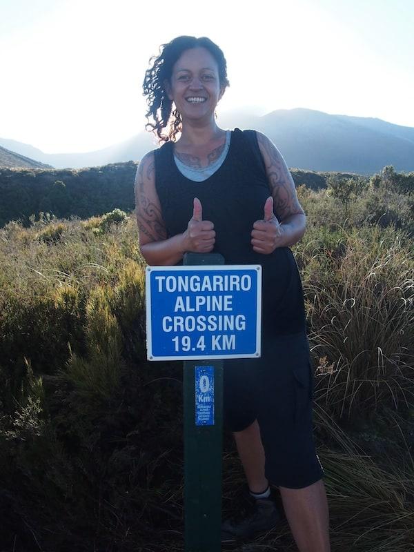 Los geht's mit meiner lieben Ngahuia: Neuseeland's beliebteste Tageswanderung ...