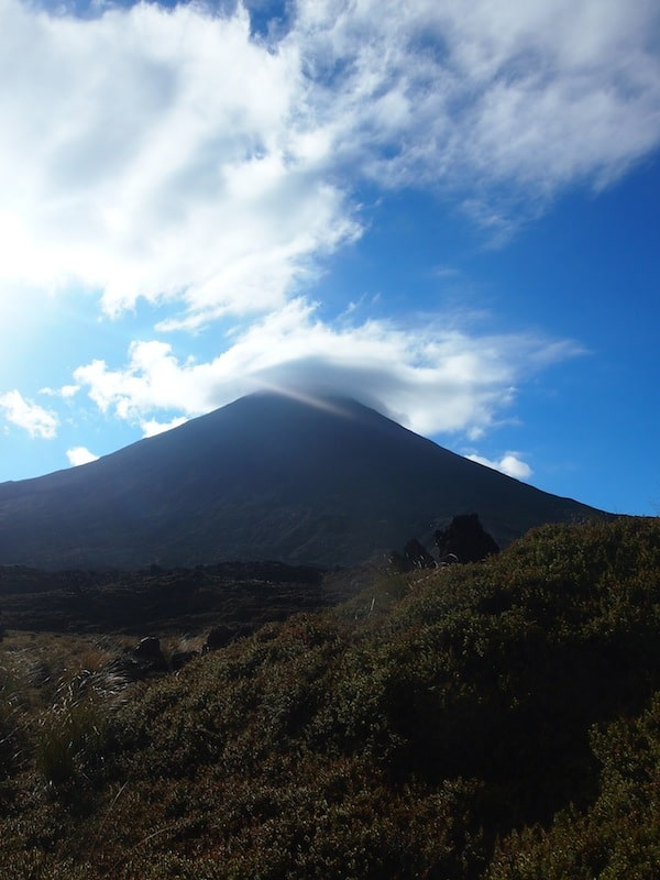 "Soon after, Mount Ruapehu's brother mountain Ngaurahoe, also known as ""Mount Doom"" in the Lord Of The Rings Trilogy, decides to show up, barely lifted from its sleepy cover. …"