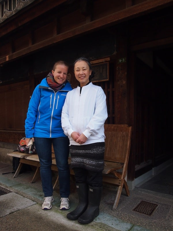 … next time, I must make sure to get myself a complete tour & tasting of Takagi Miso Factory here in Kanazawa: Thank you so much, dear Atsumi, for this beautiful behind-the-scenes look around your workshop!
