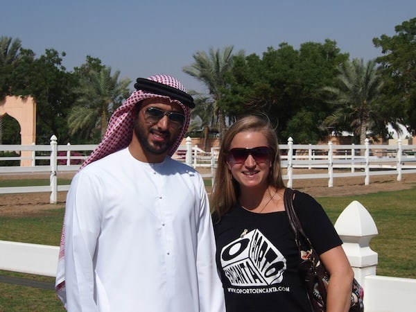 ... thank you, dear Majid, for introducing us to such a wealth of experiences here in this home country Sharjah of yours!