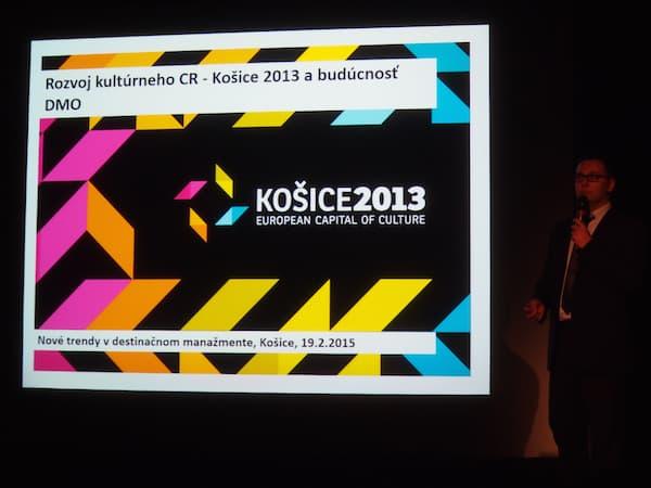 Košice, European Capital of Culture in 2013 ...
