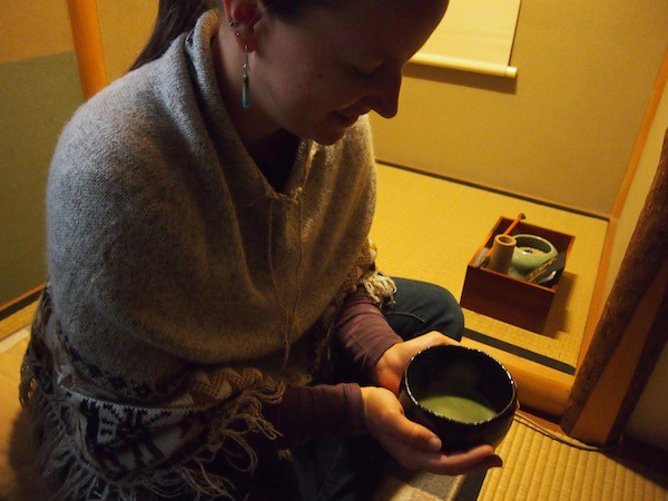 Having tea is just not the same as having tea in Japan: A treasure, and truly celebrated protocol.