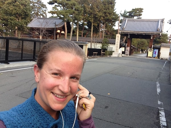 #JoggingSelfie in Japan ... Another proud memory of a place to go!