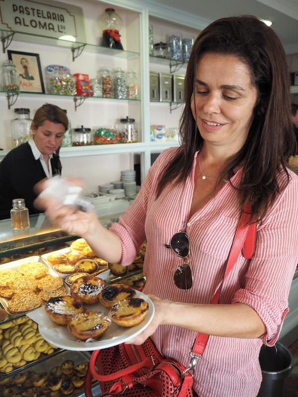"""... before heading over to more sweet stuff, typical & beautiful """"Pasteis de Nata"""" from Portugal!"""