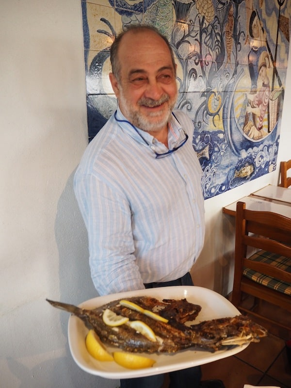 Meet Carlos Baros, our local man & host at Arte & Sal - Casa de Peixe ...