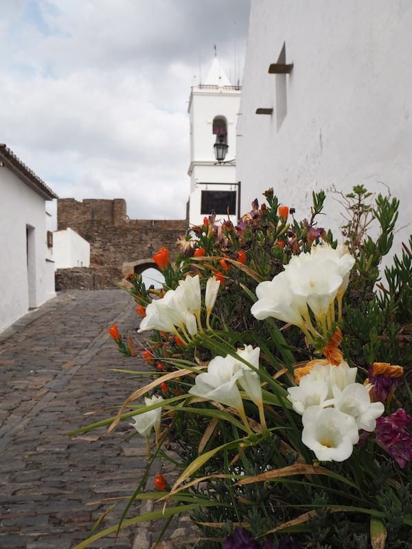 "We are headed to a sweet little ""Aldeia"" mountain village called Monsaraz, sitting high atop a hill spur ..."