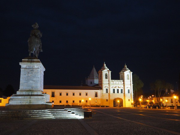 ... as well as unique city at its doorstep, with Vila Viçosa being a place full of history here in Portugal.