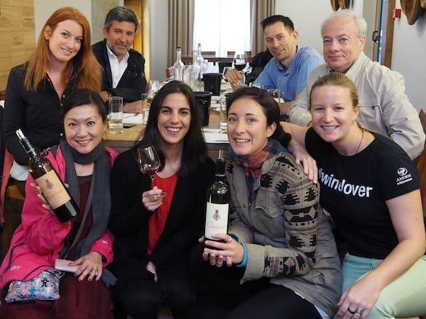 ... eating, drinking, tasting & sharing simply make people meet. Cheers to our #winelover visit in the Alentejo!