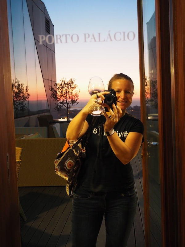 ... proudly welcoming me back: Adegga WineMarket Porto 2015 it is !