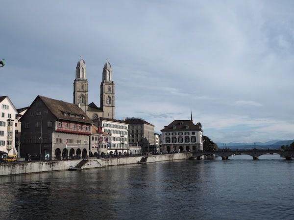 Zürich, wir kommen wieder! Danke für den schönen Besuch