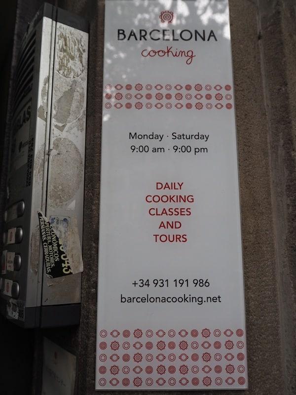 Barcelona Cooking ...