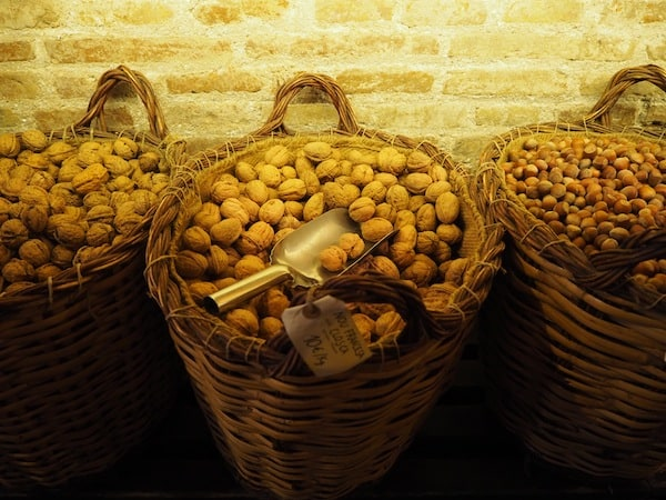 ... whose tradition to roast nuts spans many centuries already.