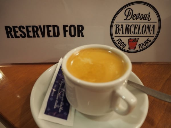 ... simply have me say YES to DEVOUR Barcelona !! What a delicious food tour!