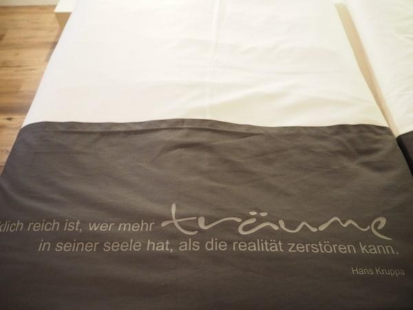 Im Hotel Roomz Graz werden Träume wahr ...
