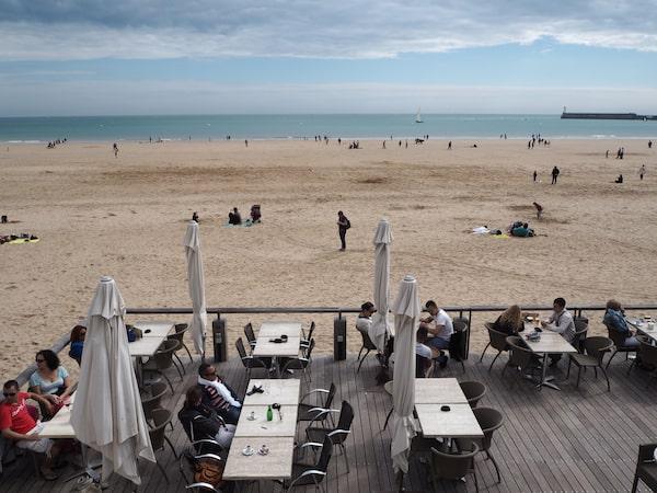 Das gute eine Stunde nördlich von La Rochelle gelegene Les Sables d'Olonne ...