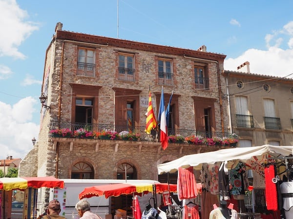 Prades, too, at only fifteen minutes drive from Vinça and Eus, is worth your visit.