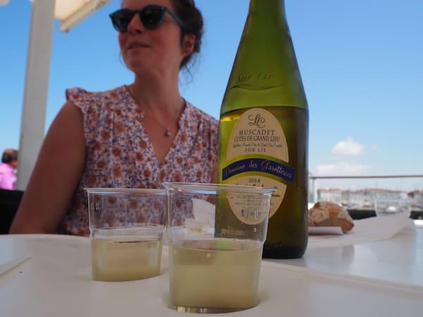 … und Lebensgefühl im Hafen von La Rochelle.