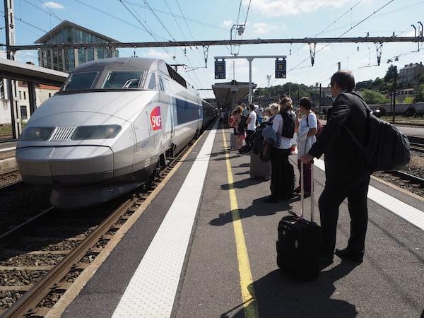 Ob TGV ...