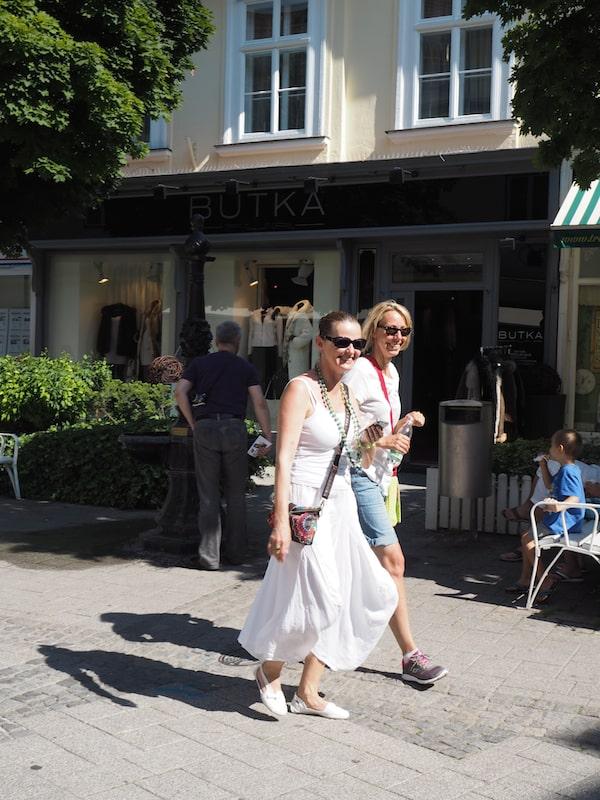 Bummel in Baden bei Wien ...