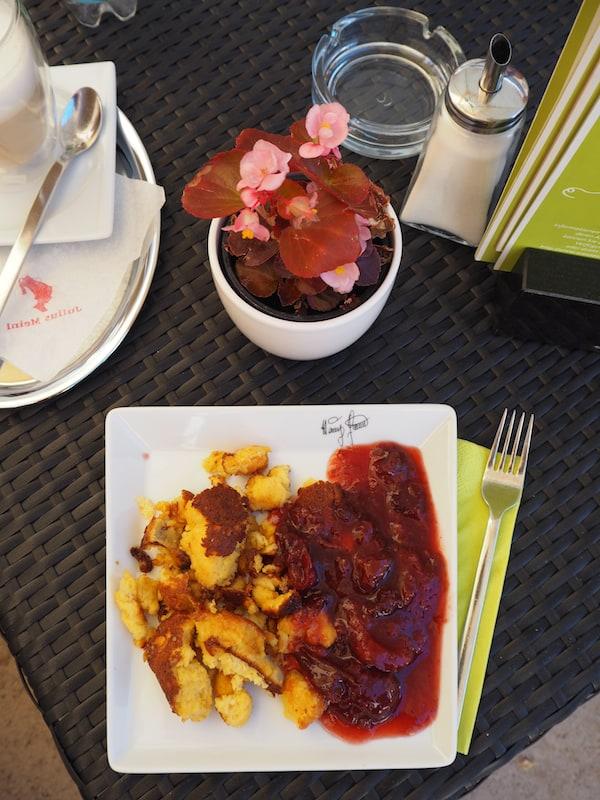 ... so einen kulinarischen Zwischenstopp als Teil einer Stadtführung durch Baden kann ich nur wärmstens empfehlen!