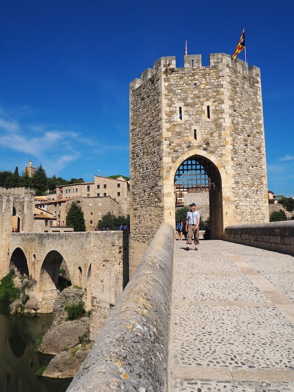 … is a fortified city that has been lived in by Roman, Jewish, Christian people over time ...