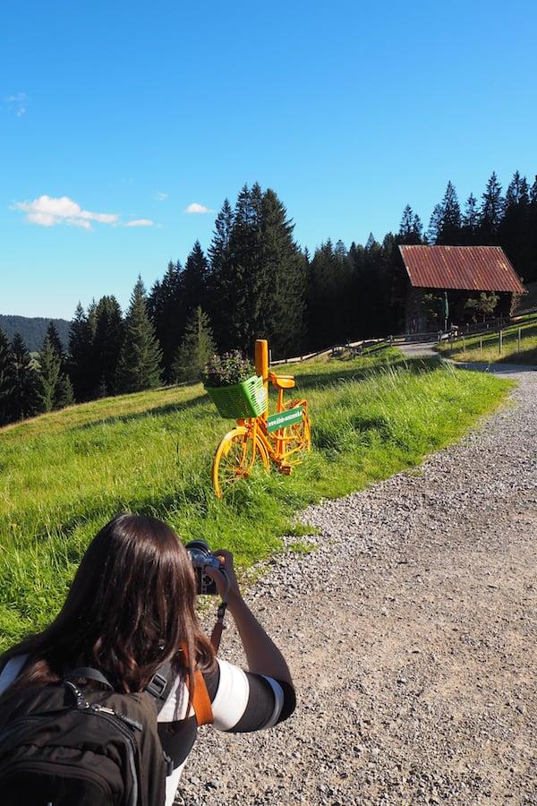 Reiseblogger auf den Spuren vieler Details ...