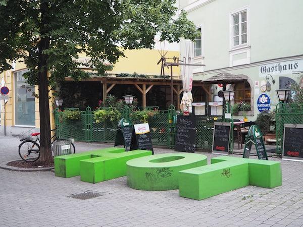 """Das Hotel Weitzer bzw. Wiesler liegt direkt im hippen Trendviertel, dem Grazer Lendviertel, das derzeit besonders """"hot"""" ist."""