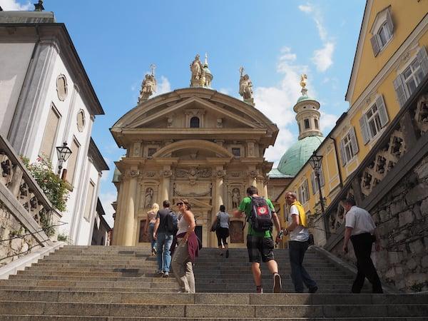 Unterwegs in der Genusshauptstadt Graz ...