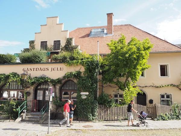 Schade, dass dieser Gasthof gerade Sommerpause hat - mein absoluter Gourmet-Favorit in Krems!
