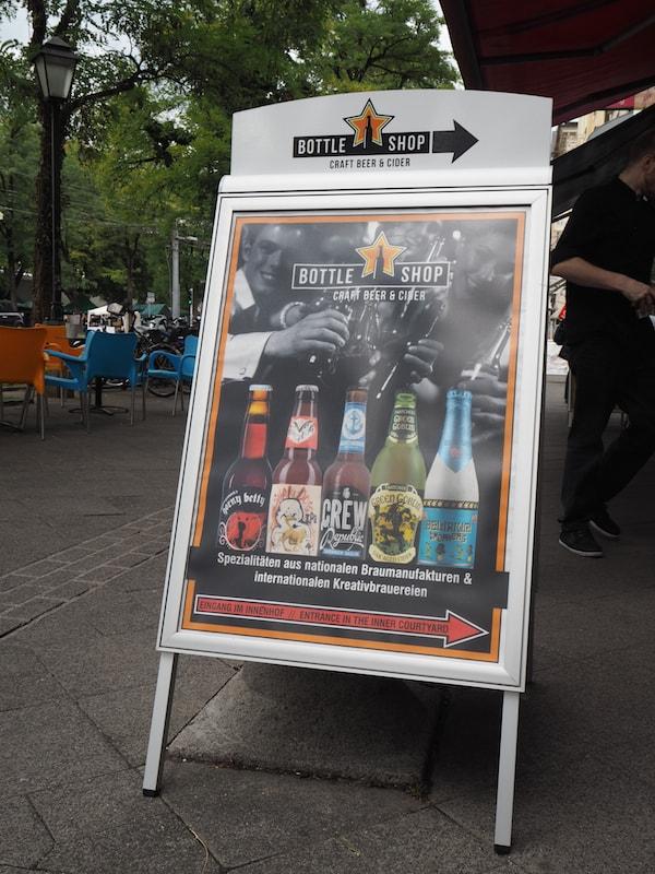 Der Bottle Shop Salzburg: Nicht verpassen bei Eurem nächsten Besuch in der Stadt!