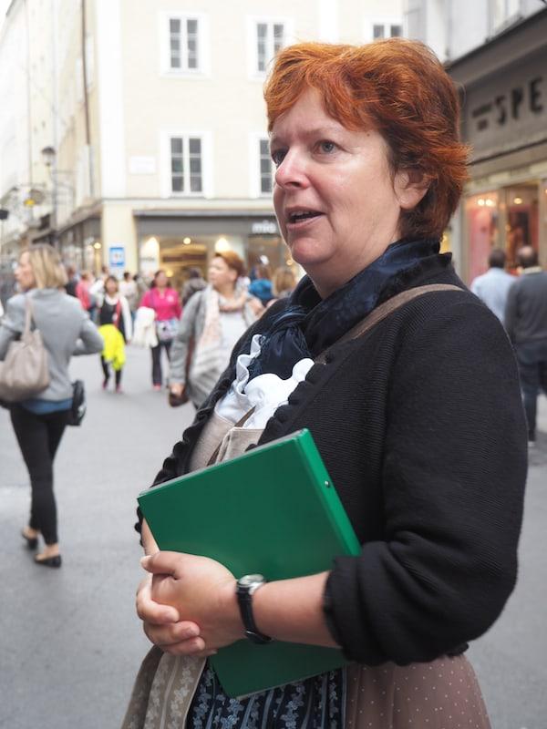 … Sprüchen & Erzählungen aufwarten kann. Martina hier spricht übrigens auch fließend Englisch, Portugiesisch & Spanisch: Mit ihr muss ich mal ein Biersprüchebuch in verschiedenen Sprachen schreiben!