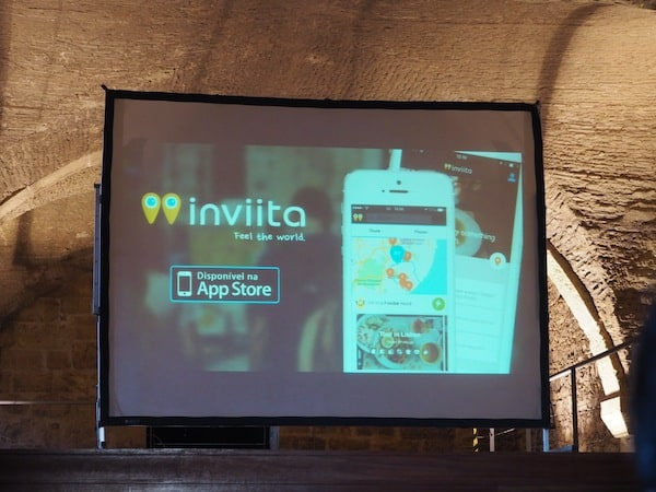 "… of many more innovative (digital) travel services around Portugal, such as ""Inviita""."