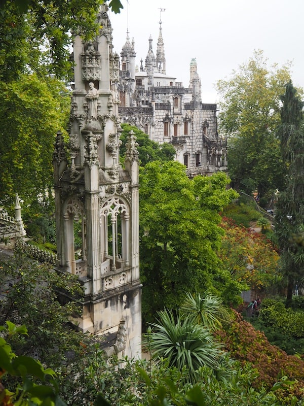 … all the way to magical Sintra is quite a stunning change of scenes.