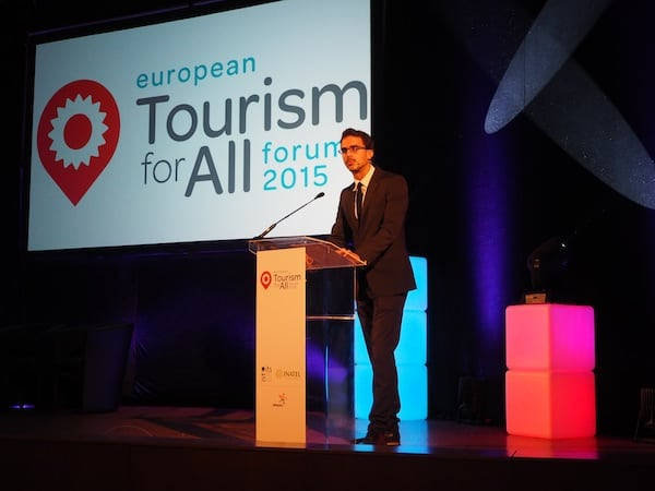 "Opening of the ""European Tourism for All"" Forum 2015 ..."