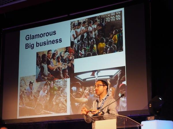 Vielen Dank, lieber Xavier, für diese spannende und kritische Rede hier in der Algarve!