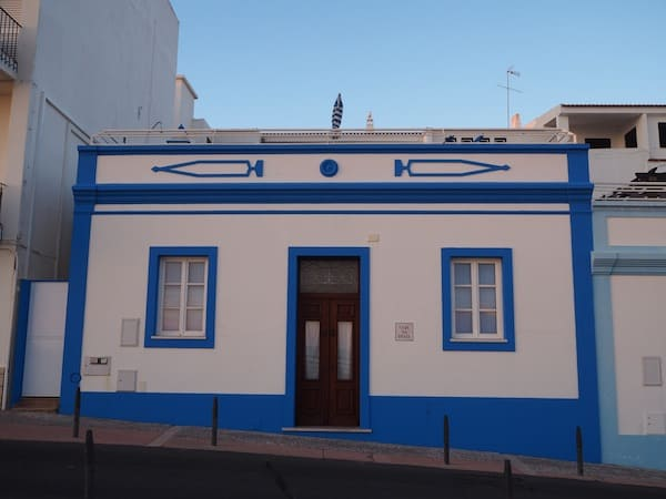 Wonderful, traditional houses in Albufeira ...
