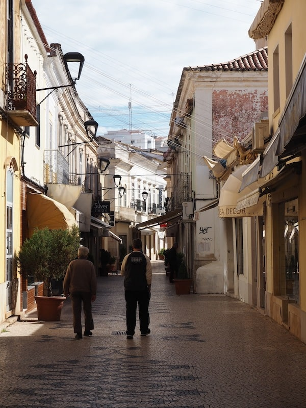 … for a stroll in the old town of this formerly Roman, Arabic & Christian settlement.