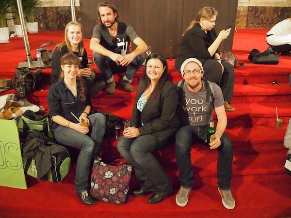… wir sagen Dankeschön für so viel Engagement! Bis bald beim nächsten ReiseSalon in der Wiener Hofburg!