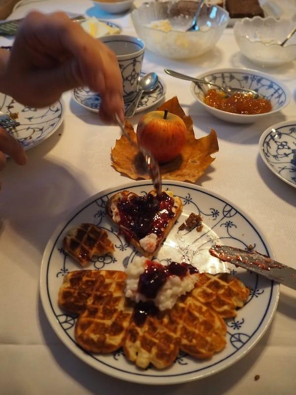 … ist ein herzhaftes, kulinarisches Erlebnis.