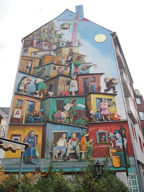 Düsseldorf MAL anders ...