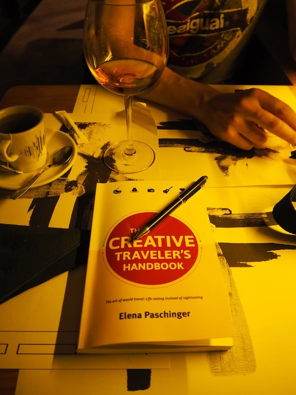 "Ideen rund um ""The Creative Traveler's Handbook"" ..."