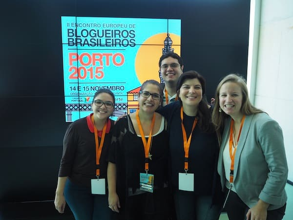 … and the Brazilian Bloggers Congress with lots of lovely people from all over the world.