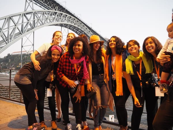 Brazilian bloggers meeting-gathering in Porto ...