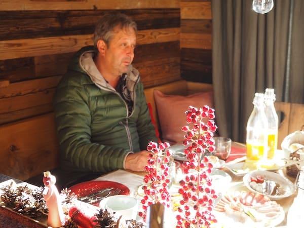 … sowie die köstlichen Geschichten des Hausherrn Jakob Deutinger lassen mich noch heute hungrig und glücklich an den Aufenthalt am Pronebengut zurückdenken.