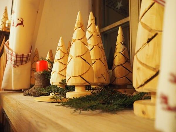 … die Schweizerhütte, die ebenso durch nette kleine Details ...