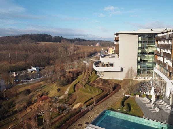 Ankommen im Balance Resort Stegersbach ...