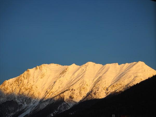 … inmitten einer prachtvollen Berglandschaft im Herzen Tirols.