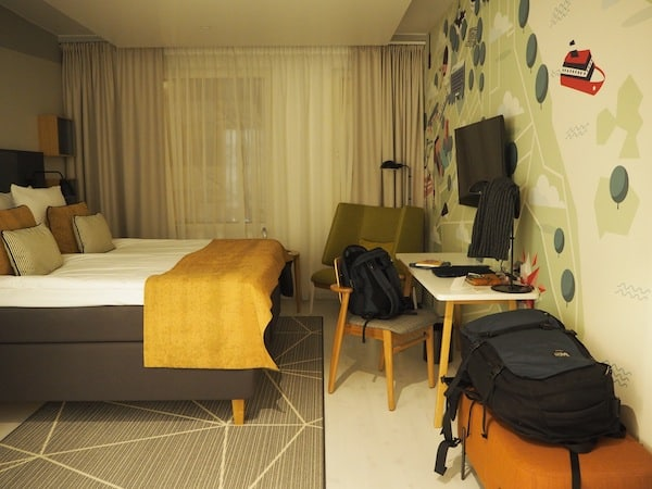 For accommodation, I can recommend you to stay at Hotel Indigo Helsinki ...