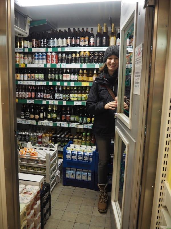 ... bevor wir Daniela's liebsten Greißler samt Craft-Beer-Laden aufsuchen!
