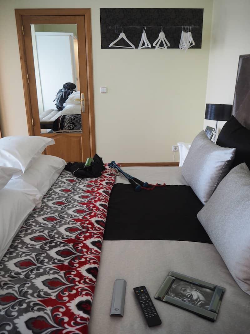 Die Zimmer des Hotel Villa d'argos sind allesamt individuell gestaltet und bieten ...